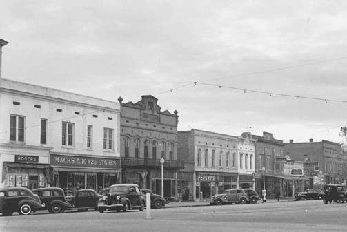 Laurens Street (1940s)