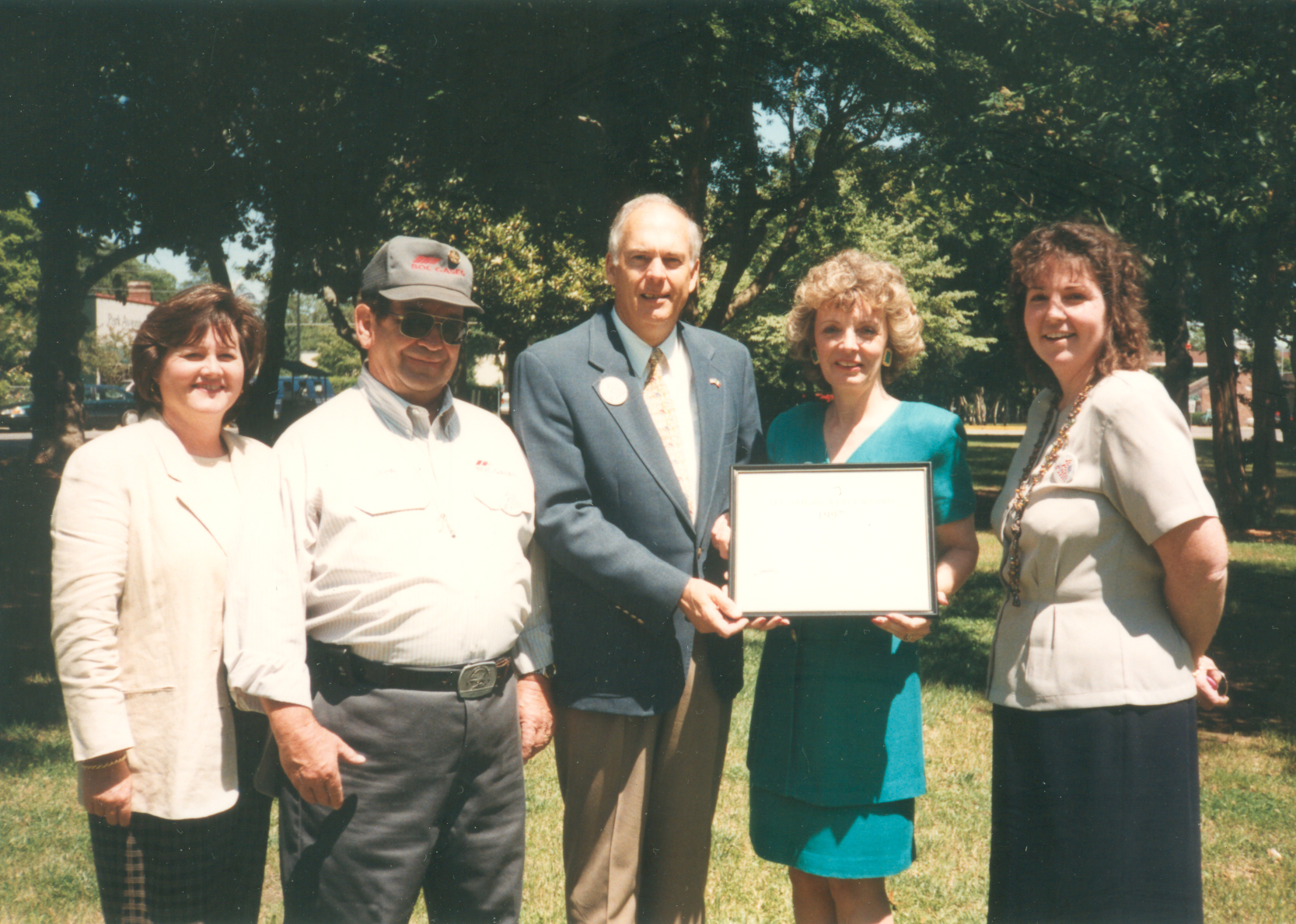 Photo of Fred Cavanaugh, Karen Papouchado, Lisa Segura and others
