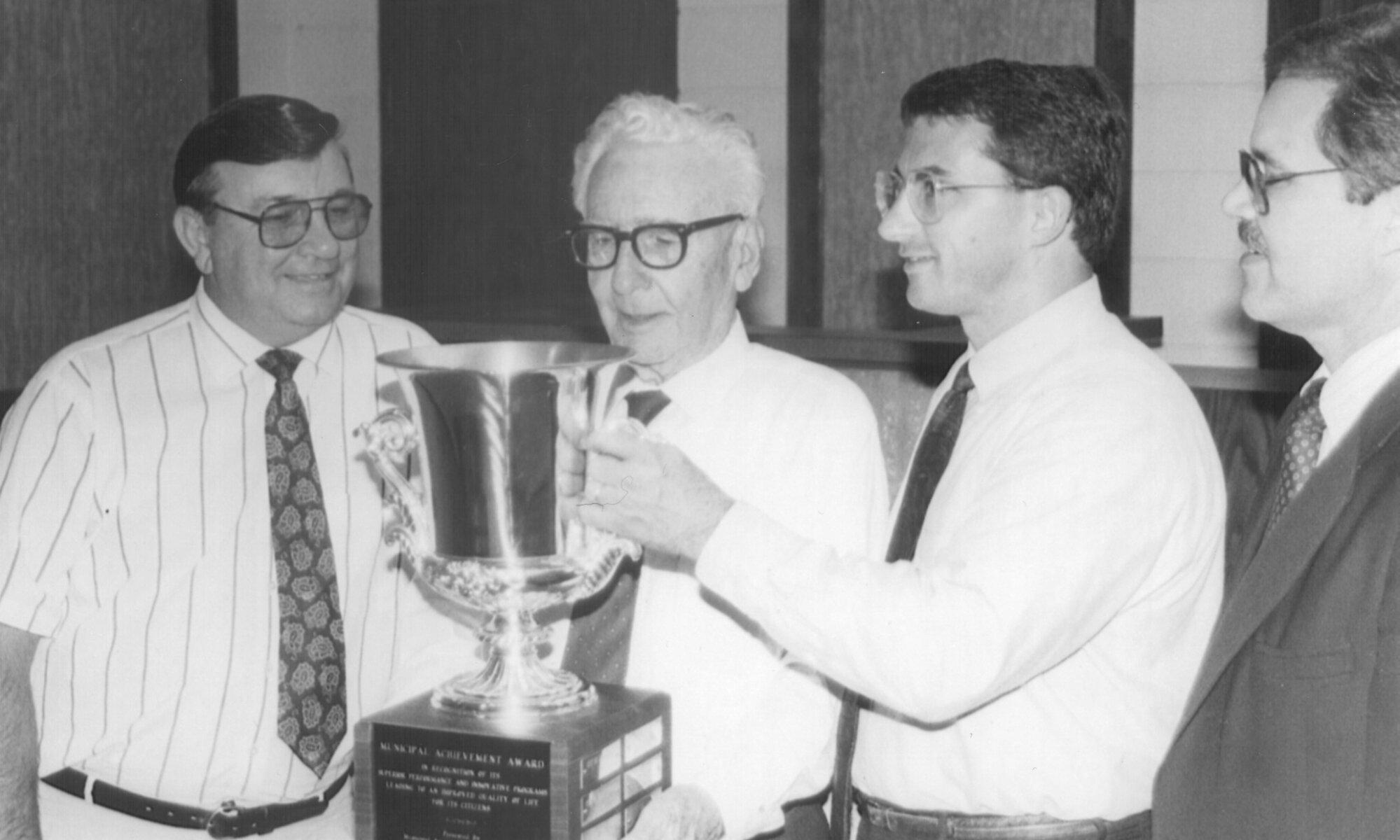 Municipal Achievement Award